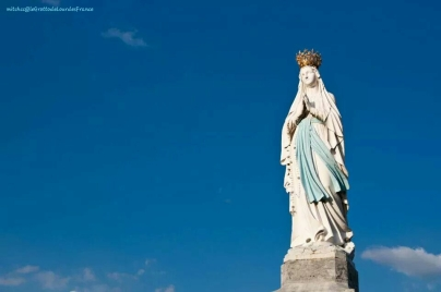 our lady of Lourdes France