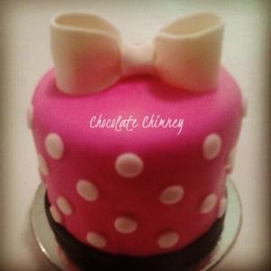 minnie petite cake