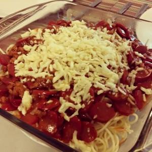 pinoy style spaghetti