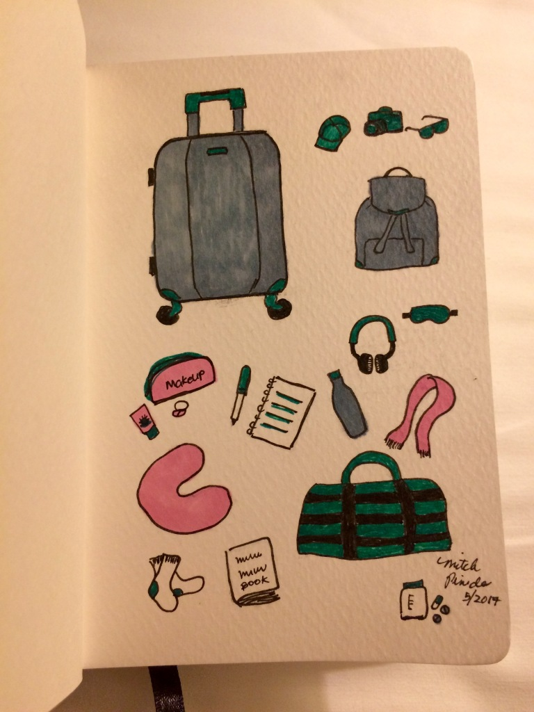 travel essntials